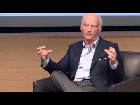 Robertson Lecture Series on Global Leadership with George Roberts
