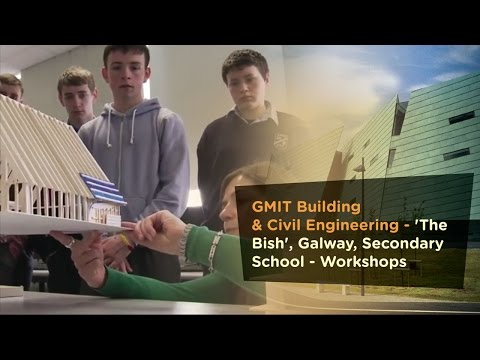 Building & Civil Engineering -  Workshops - Galway Mayo Institute of Technology - GMIT