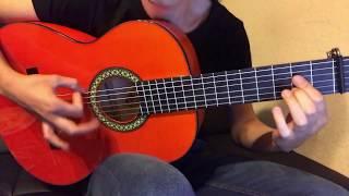 Alhambra 4F Flamenco Guitar