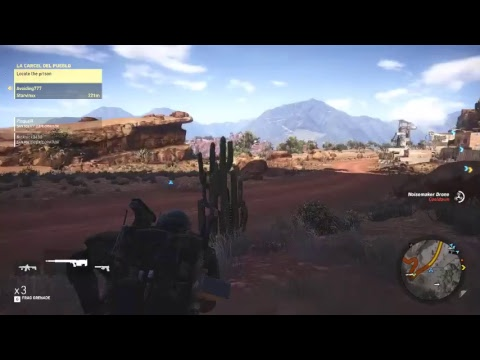 Tom Clancys Ghost Recon Wildlands Gameplay #2 |