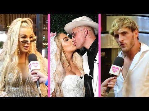 EXCLUSIVE: Inside the JANA Wedding with Tana, Jake, Logan & More!