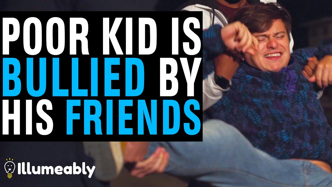 Download POOR KID Is BULLIED By His Friends, Then They Take It Even Further | Illumeably