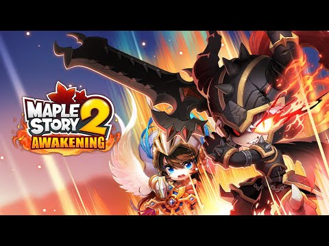 Welcome to the Official MapleStory 2 Wiki!
