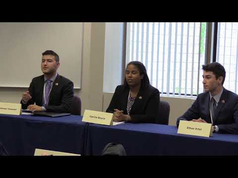 We the People National Finals 2018, Half Hollow Hills High School East, New York, Unit 1