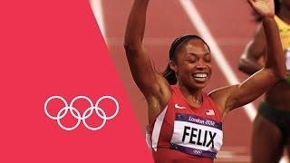 London 2012 200m Champion Allyson Felix Exclusive Interview | Athlete Profile