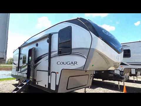 2020-keystone-rv-cougar-half-ton-25res---new-fifth-wheel-for-sale---burlington,-wi