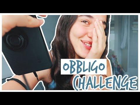 OBBLIGO CHALLENGE - Faccio Ciò Che Volete | Totta