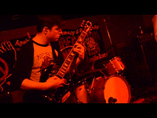 Mind Dweller - J20 Protest Benefit -  Live 2/18/2017 @ Nightlight, Chapel Hill NC