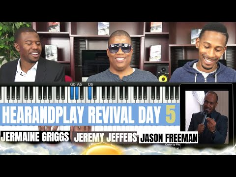 Musician Breakthrough Revival - Night 5 of 5 (Featuring Jeremy Jeffers and Jason Freeman on Organ)