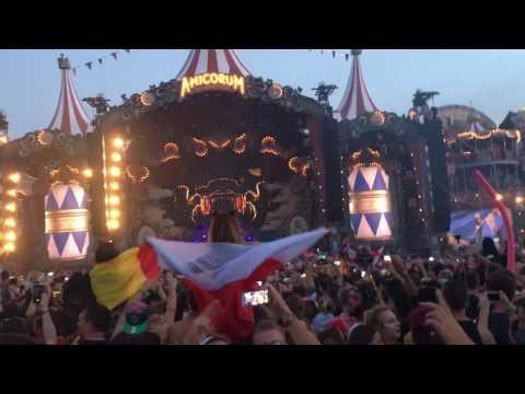 Tomorrowland 2017 - Tiësto - Split (Only u)