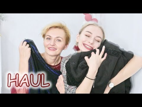 HAUL WYPRZEDAZE /RESERVED, NEW LOOK, PULL AND BEAR, ZARA, SINSAY/