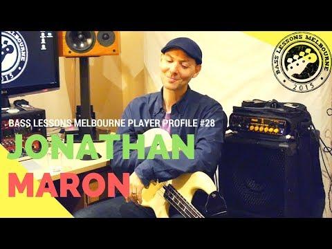 BLM PLAYER PROFILE #28 // JONATHAN MARON - GROOVE COLLECTIVE / MAXWELL  / MESHELL NDEGEOCELLO