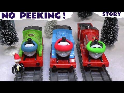 Play Doh Thomas The Tank Engine Kids Toy Train Set Story Mad Dash On Sodor RC Thomas Y Sus Amigos