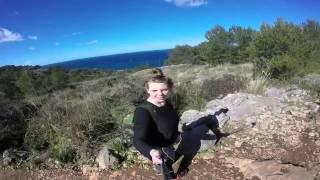 GoPro Hero Hike Mallorca  22.02.15