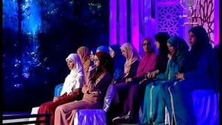 مسابقة تاج القرآن 2015 - يمامة الوراد - البرايم النهائي