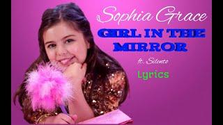 Gambar cover Sophia Grace - Girl in the Mirror (Lyrics)
