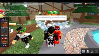 (MMX)HOW TO GET THE HUNTER KNIFE IN MMX (ROBLOX)