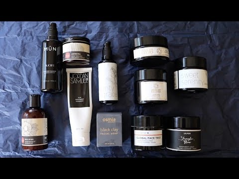 The Line Up // Face Cleansers [ Eco/Organic/Green ] | L'Amour et la Musique
