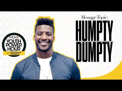 Humpty Dumpty   Emmanuel Adeyeye   ALCC Blessed Generation