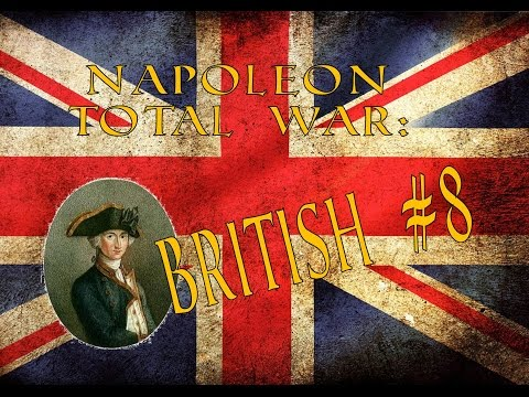 To Protectorate or not to Protectorate | British Campaign | Napoleon: Total War #8
