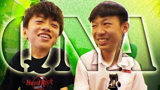 【QNA】我们其实是。。。唱说散就散!!我有女朋友?!? thumbnail