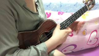 waltz of chihiro 치히로의 왈츠 ukulele