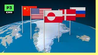 Hvorfor vil alle have en bid af Grønland?