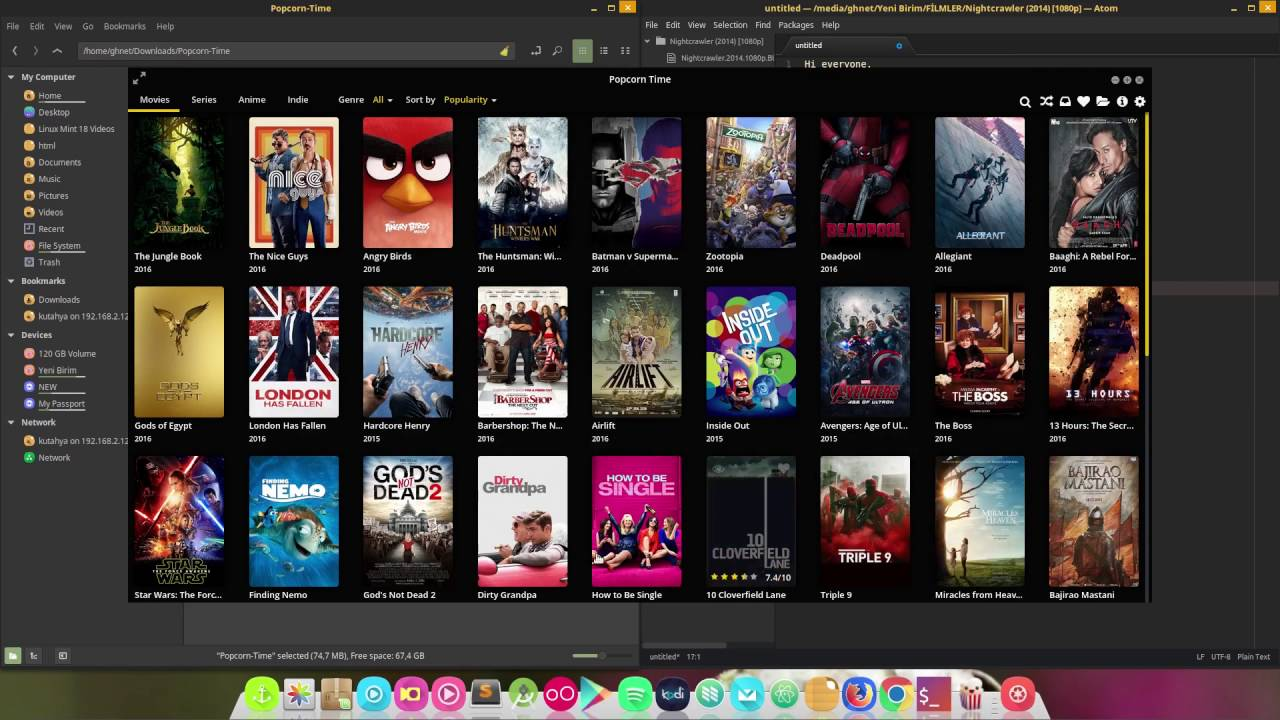 HOW TO POPCORN TIME ON CHROMEBOOK EPUB