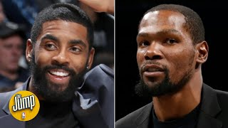 Will Kevin Durant and Kyrie Irving be enough to overcome the Nets' current struggles? | The Jump