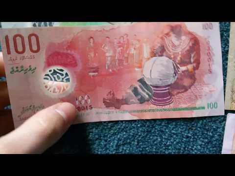 #Currency special part 37: Maldives Ruffiya