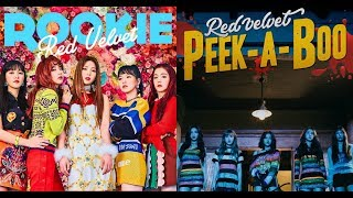 Fans discover a secret connection between all Red Velvet Songs So Far