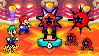 The Gauntlet Class 6 (vs Dark Star X)  - Mario & Luigi: Bowser