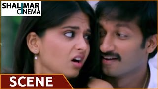 Souryam Movie || Anushka Dreaming About Gopichand