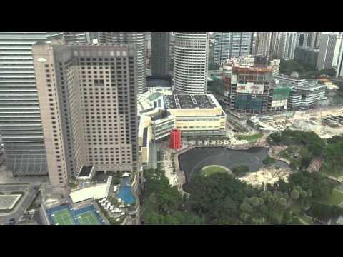 Grand Hyatt Hotel, Kuala Lumpur, Malaysia