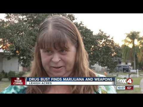 Lehigh Acres 'drug house' busted