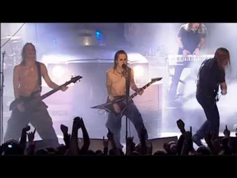 Children Of Bodom - Everytime I Die + Downfall Live in Nosturi Part 7\7