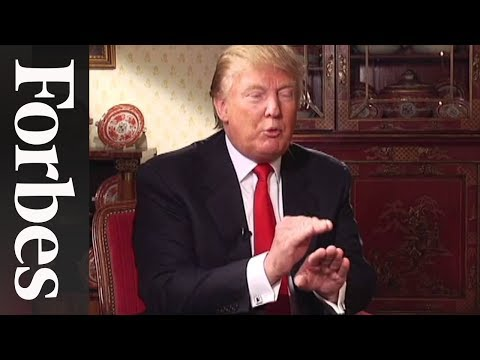 Trump Reflects On His Real Estate Portfolio's Performance | Forbes