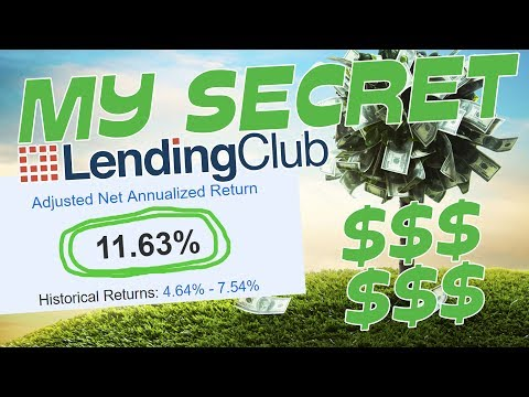 THE SECRET TO LENDING CLUB | MY RETURNS | SEE MY ACCOUNT