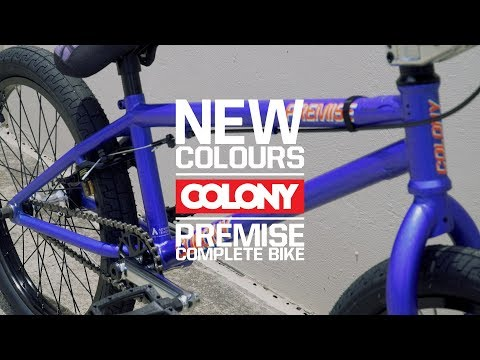 The Metal Blue Colony Premise is now available around the world, hit up your local shop for the goods! More info here: ...