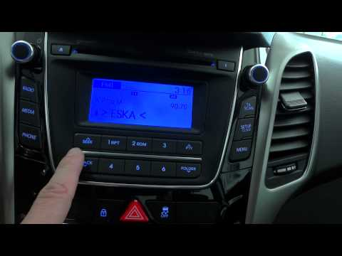 Hyundai i30 II 2012 - White