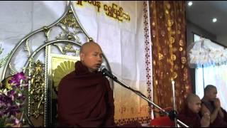Mettashin Shwepyitha's Dhammathabin ( Warso Pwe-Dhamma Brothers & Sisters Singapore)