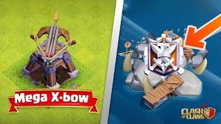 7 Things That Should Be Added To Clash of Clans – New Island, Mega X-Bow!