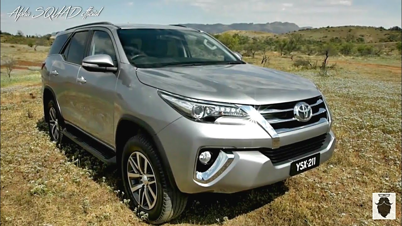 toyota fortuner 2019 - youtube