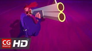 "CGI 3D Animation Short Film HD ""Mortal Breakup Inferno"" by Maxime Delalande | CGMeetup"