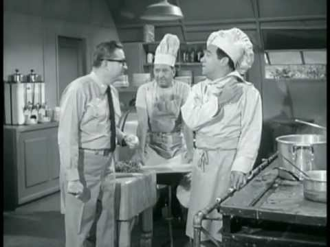 Navy - Captain Steals A Cook - 1 / 2 - YouTube