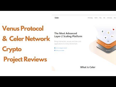 Venus Protocol ($XVS) \u0026 Celer Network ($CELR) Crypto Project Reviews