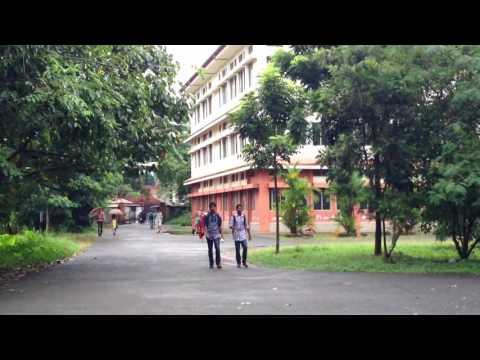 Campus Tour NIT Calicut Kerala