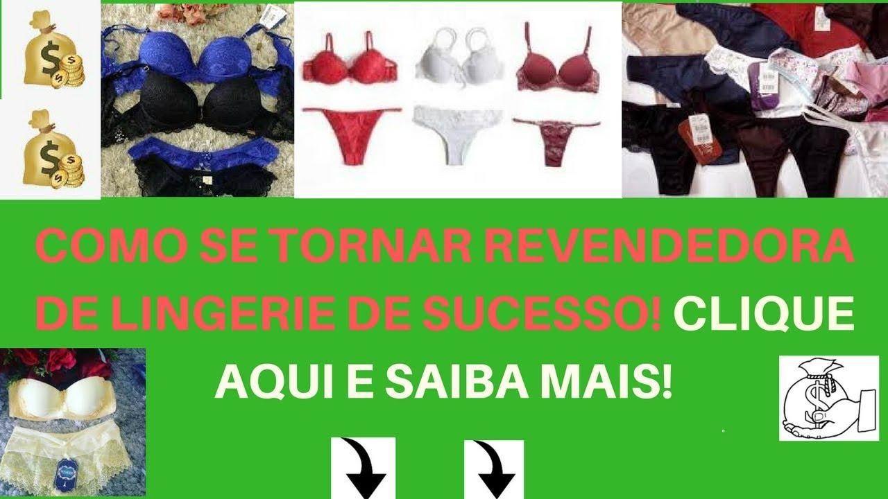 df0c8373b 🔴Como se Tornar Revendedora de Lingerie de Sucesso! Curso Online ...