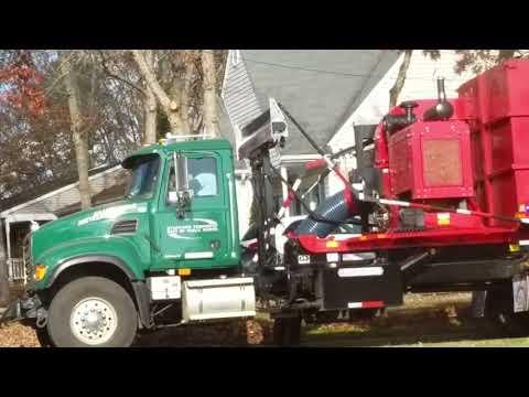 Leaf Pick Up In Manahawkin Stafford Township NJ.