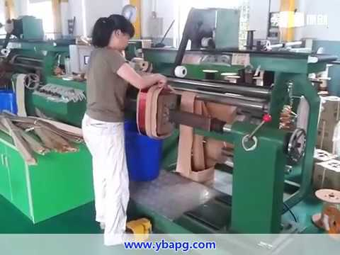 electric reactor winding machine